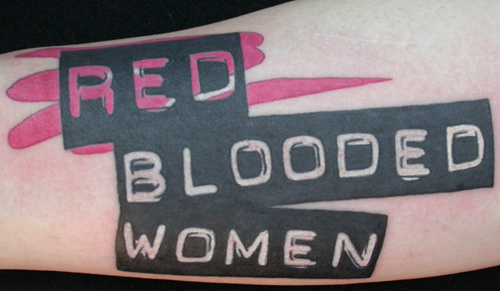 Red Blooded Women